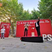 Acto do Psoe en Ourense
