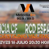 Valencia CF vs RCD Espanyol