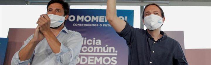 ¿Cree que los resultados de Podemos en Galicia y País Vasco cuestionan la gestión de Iglesias?
