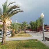 Avenida Cortes Valencianas de Elche.