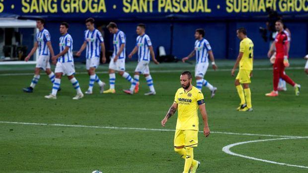 Goles del Villarreal 1-2 Real Sociedad: La Real se engancha a la lucha por Europa