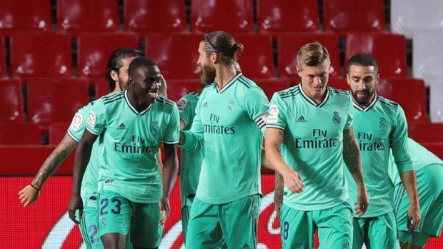 El Sanedrín: Hazard, Bale y medio alirón del Real Madrid en Granada