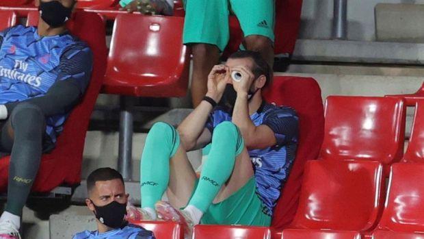 """Jorge Valdano: """"Bale está juguetón y su agente contribuye, pero el Madrid no es un juego"""""""