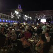 Noche en Blanco en Badajoz