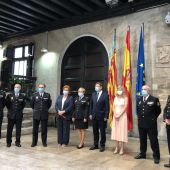 Toma de posesión de la nueva comisaria de la Policía autonómica, Marisol Conde