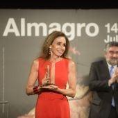 Ana Belén ha recogido el Premio Corral de Comedias de Almagro