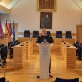 Concejal de Bibliotecas, Nacho Sanchez