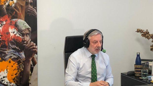 José Blanco confirma la incorporación de Alfonso Alonso a su consultora 'Acento'