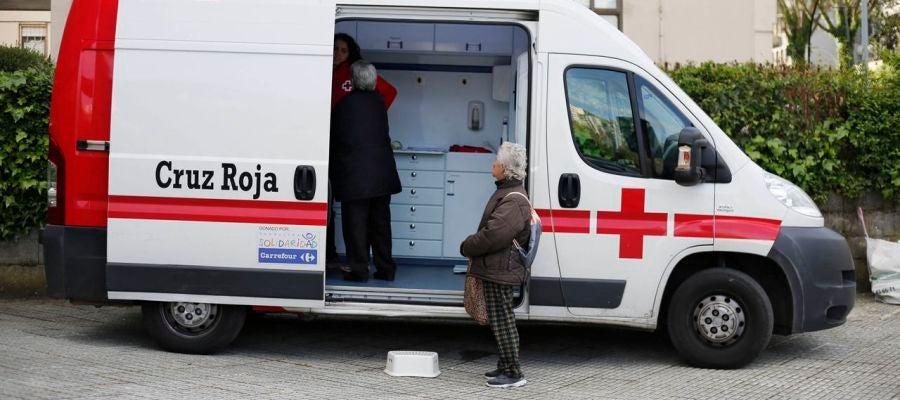 Cruz Vermella desenvolve unha campaña de prevención frente o Covid-19