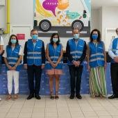 ABANCA e Afundación proporcionan durante as vacacións de verán 80 000 menús a escolares galegos