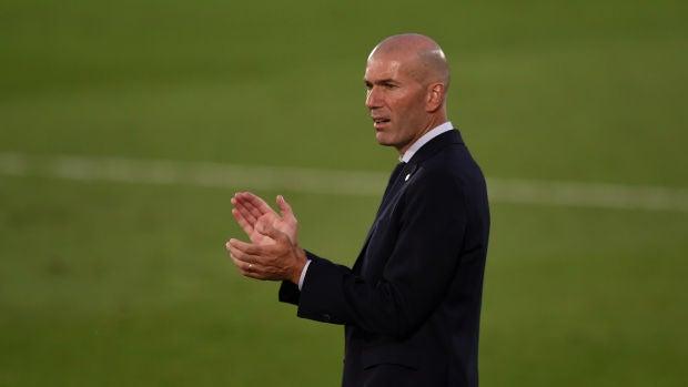 """Zidane: """"Bale ha preferido no jugar"""""""