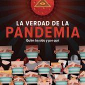 Portada de 'La Verdad de la Pandemia' de Cristina Martín Jiménez