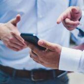 Busqueda de empleo desde el móvil