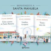 Sylvia Herrero- Trilogía de Santa Manuela