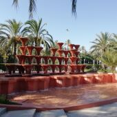 Parque Municipal de Elche.