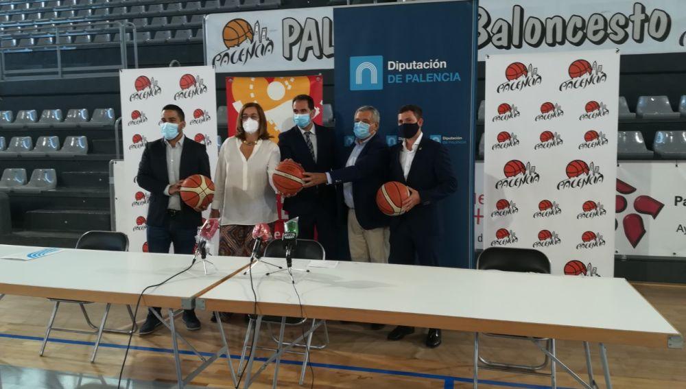 "El Palencia Baloncesto pasa a denominarse ""Destino Palencia"""