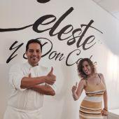 Rte. Celeste y Don Carlos