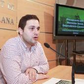 El concejal socialista en el Ayuntamiento de Castelló, José Luis López.