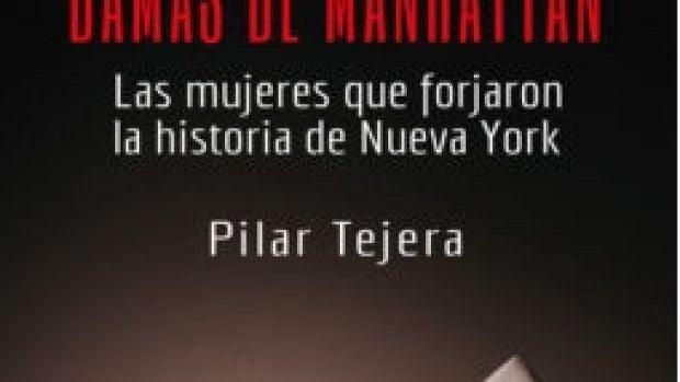 """Pilar Tejera sobre 'Damas de Manhattan': """"Lo que me ha costado de este libro es dejar a mujeres fuera"""""""