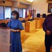 Pilar Zamora y David serrano