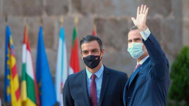 La España que madruga: La relación entre La Moncloa y La Zarzuela