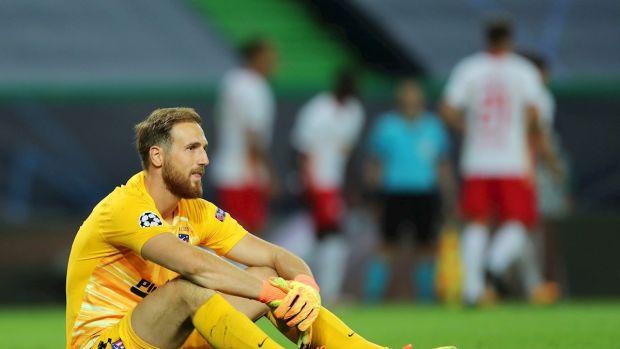 El Atlético de Madrid, eliminado de la Champions League tras perder con el Leipzig