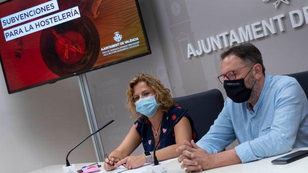 El Ayuntamiento destina 1,6 millones para subvencionar la actividad de los locales de hostelería de València
