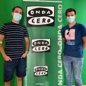 Pedro Velasco y Juan Gutiérrez