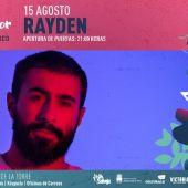 Rayden en el Festival Alhauthor