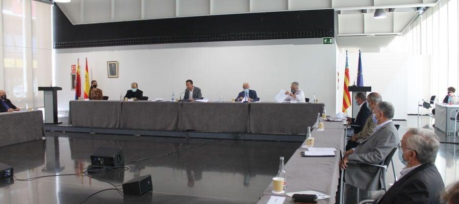 Reunión de la Sesión Ordinaria Anual del Patronato del Misteri d'Elx