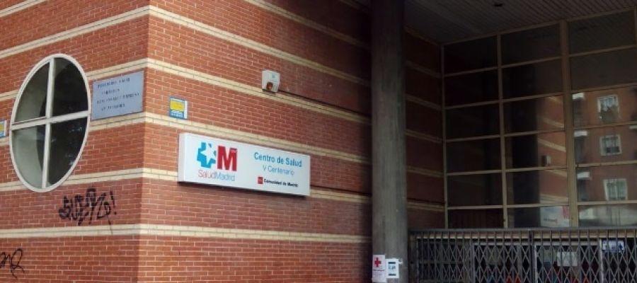 Centro de Salud V Centenario, en San Sebastián de los Reyes