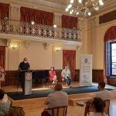 Entrega de premios del certamen literario 'Tiempos para escribir'