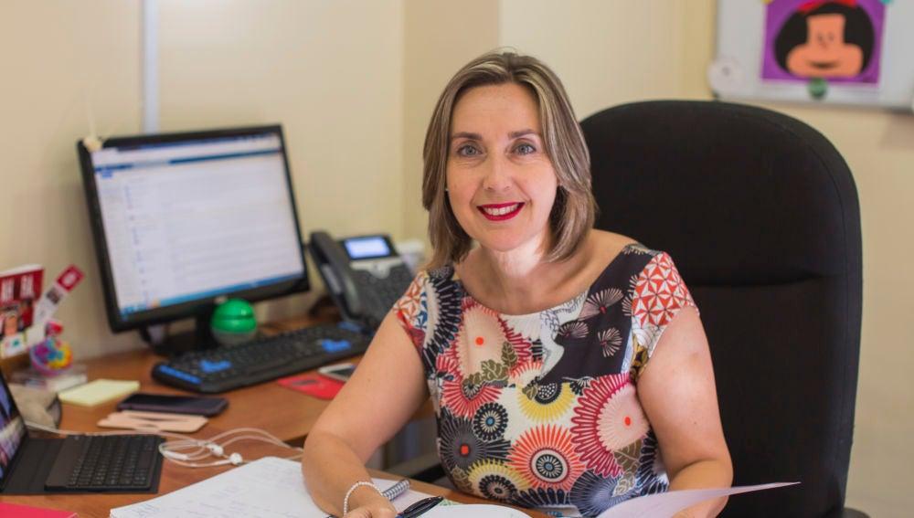 Concejala de Educación, María José Martínez.