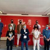Xuventudes Socialistas y PSOE de Ourense