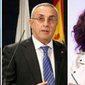 Irene Lozano, José Manuel Rodríguez Uribes y Alejandro Blanco