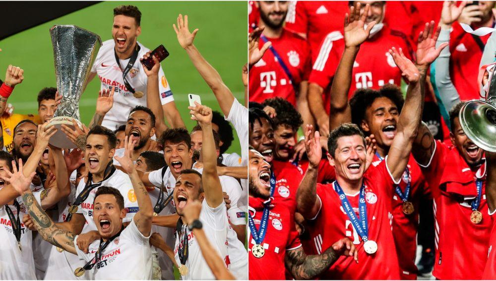 Bayern vs Sevilla, la Supercopa de Europa 2020