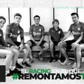 Campaña abonados Racing