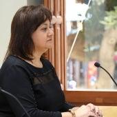 Mª Carmen Jover, diputada de Servicios Sociales e Igualdad