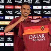 Pedro Rodríguez, nuevo jugador de la Roma.