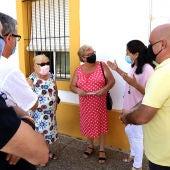 Reunión con vecinos en La Asunción