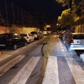 Calle Omega, Alicante