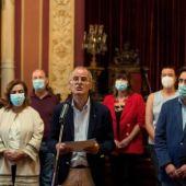 El PP rompe el pacto con Democracia Ourensana