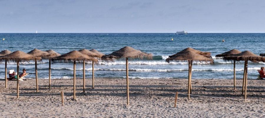 Playa Varadero de Santa Pola.