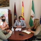 Reunión en el Ayuntamiento de Chiclana