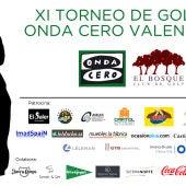 XI Torneo Golf Onda Cero Valencia