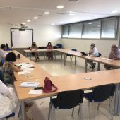 Reunión esta mañana en Jerez