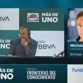Carlos Alsina entrevista a Michael Hall