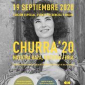 """""""Churra'20, Nuestra Raza, Nuestra Feria"""""""