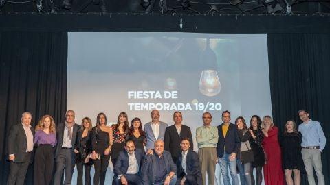 Fiesta de presentación de temporada 2019 - 2020