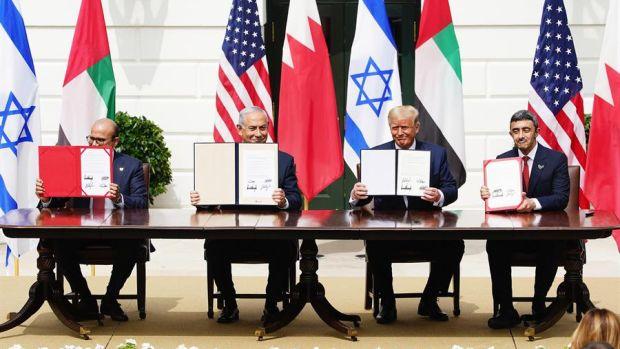 El orden mundial: ¿Le importa al electorado estadounidense la mediación de Trump en los Acuerdos Abraham?